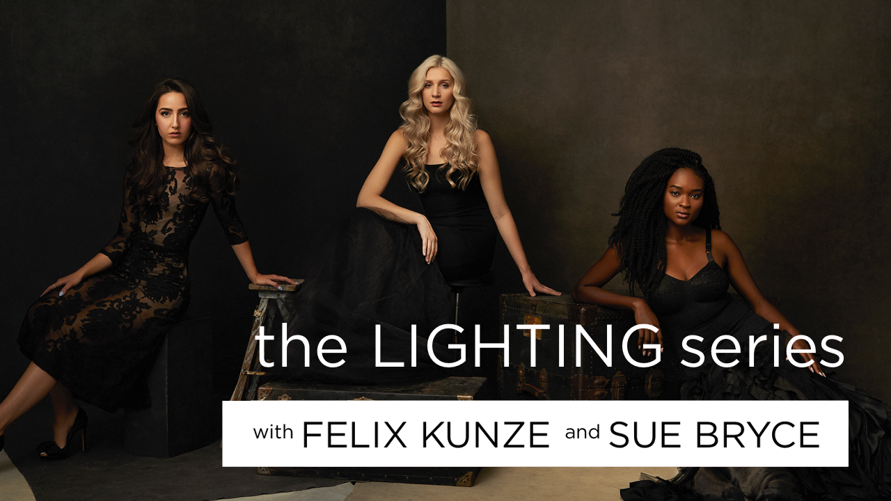 The Lighting Series By Felix Kunze